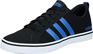 Adidas Men's Vs Pace Core Black/Blue/FTWR White Skateboarding Shoes - 9 UK (43 1/3 EU) (9.5 US) (AW4591)