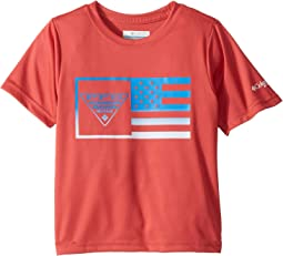 PFG™ Stamp Short Sleeve Shirt (Little Kids/Big Kids)