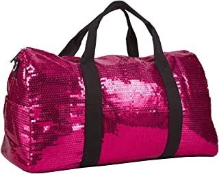 Best sequin overnight bag Reviews