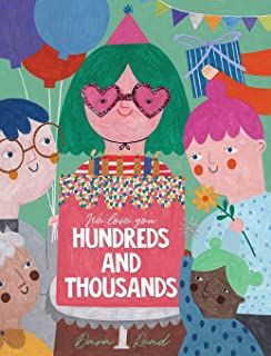 We Love You Hundreds and Thousands: A Children's Picture Book About Foster Care and Adoption
