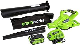 Best green machine backpack blower Reviews