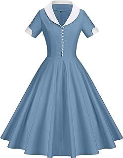 1940s fashion dresses