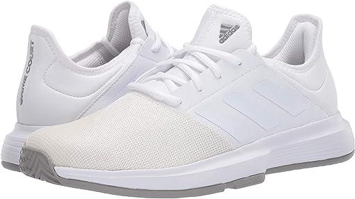 Footwear White/Footwear White/Dove Grey