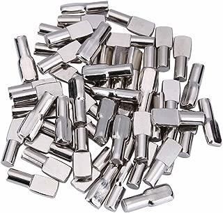 Shelf Pins, 5mm Shelf Support Pegs Spoon Shape Cabinet Furniture 400 Pcs Tbestmax