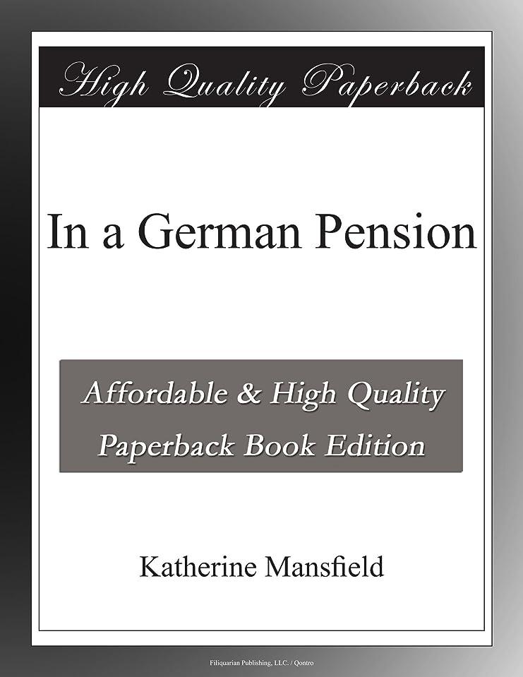エミュレーション毒液若いIn a German Pension