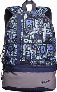 F Gear Burner P11 19 Ltrs Blue Casual Backpack (2437)