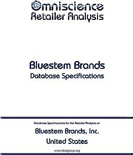 Bluestem Brands, Inc. - United States: Retailer Analysis Database Specifications (Omniscience Retailer Analysis - United States Book 13995) (English Edition)