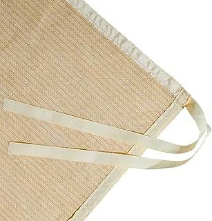 Shatex Shade Panel Block 90% of UV Rays with Ready-tie up Ribbon for Pergola Gazebo Porch 12ft (12x20ft)