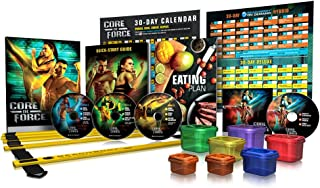 Beachbody CORE DE Force Deluxe Kit DVD Workout Program - MMA Inspired - Created