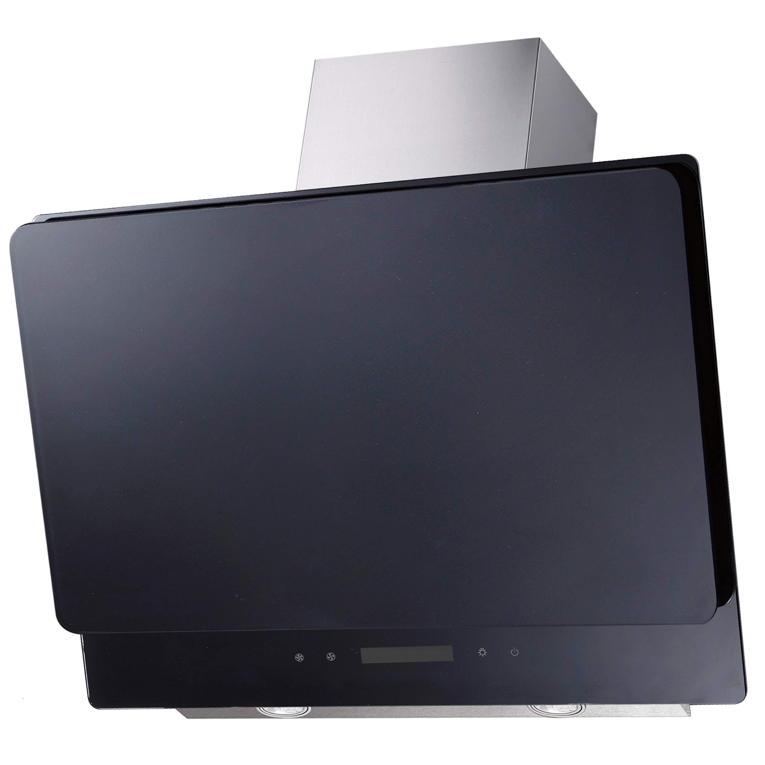 Respekta CH 77060 S - Campana extractora (60 cm), color negro: Amazon.es: Grandes electrodomésticos