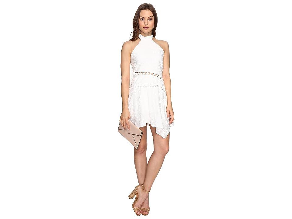 StyleStalker Ava Mini Dress (Blanc) Women