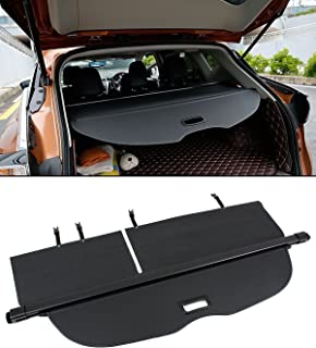 Cuztom Tuning Fits for 2015-2018 Nissan Murano Premium Retractable Cargo Cover Trunk Luggage Shade - Black