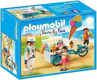 Playmobil 9426 Family Fun IJsjesverkoper