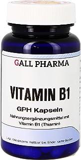 GALL PHARMA Vitamin B1 GPH Kapseln. 120 pzas Cápsulas