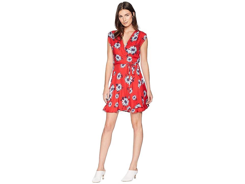 Yumi Kim Soho Mixer Dress (Finders Keepers Red) Women