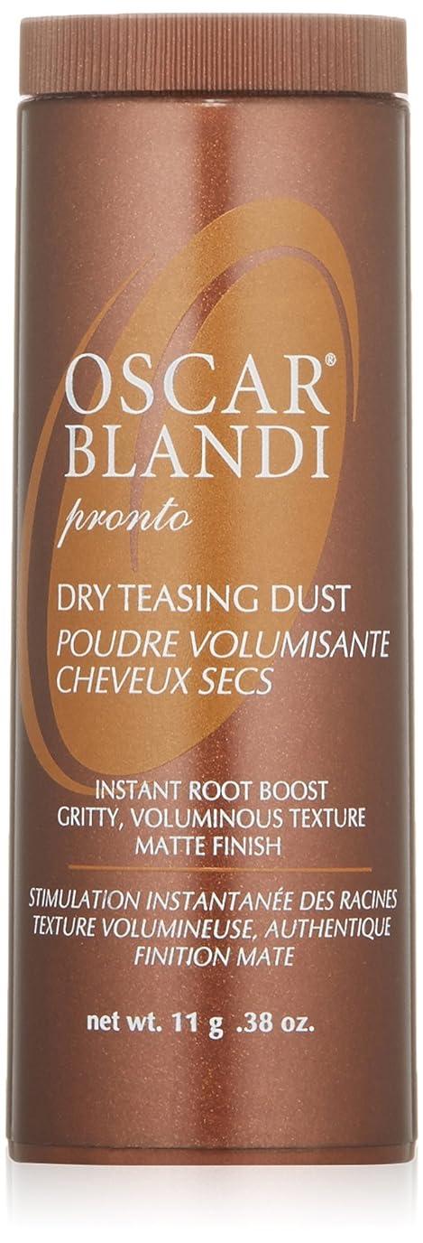 デコレーション意志に反する疑わしいオスカーブランディ Pronto Dry Teasing Dust 11g/0.38oz