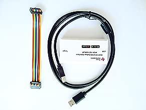 SETCTOP MSP430 MSP-FET430UIF LSD-FET430UIF JTAG emulator Programmer Debugger
