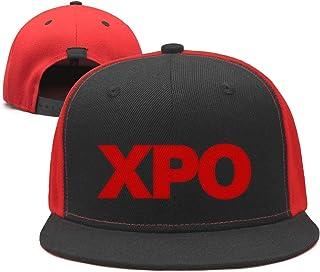 4fbbe2427 Unisex Snapback Hats Contrast Color Flexfit XPO-Logistics-Sign- Hip-Hop Cap