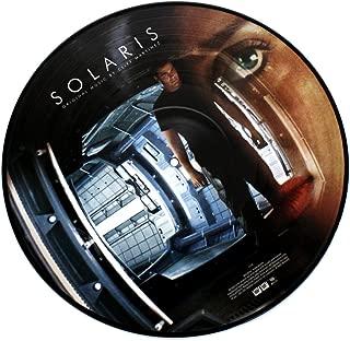 SOLARIS (2002) - SOUNDTRACK : PICTURE DISC [vinyl] SOLARIS (2002)