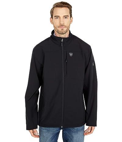 Ariat Vernon 2.0 Softshell Jacket (Black) Men