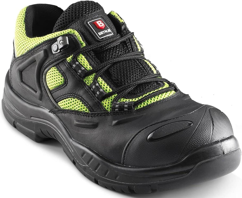 Brynje Safety shoes Model Alert, en Iso 20345 S3 SRC