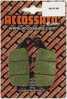 AHL Semi m/étal Motocicletta Pastiglie Freno Anteriori Sinistro per Suzuki DL 650 XK7//XK8//XK9//XL0//AK7//AK8//AK9//AL0 V-Strom X 2007-2011
