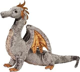Faust Silver Dragon Plush Stuffed Animal