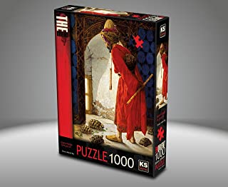 Ks Games Kaplumbağa Terbiyecisi Puzzle 1000 11087