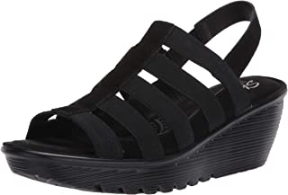 Skechers PARALLEL - GLENCOE womens Wedge Sandal