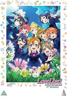 ラブライブ! 2nd Season コンプリート DVD-BOX (全13話) μ's LoveLive! アニメ [DVD] [Import] [PAL]