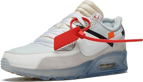 Nike Air Air Max 90 x Off blanc - Sail blanc-Muslin Trainer  bas prix