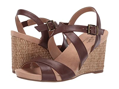 LifeStride Harbor (Dark Tan Dusty Miller) Women