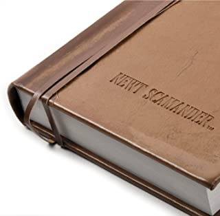 The Noble Collection Newt's Journal