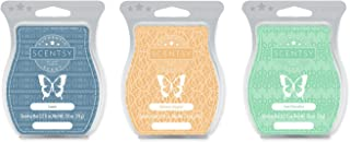 Scentsy Multi-pack - Luna, Skinny Dippin, Just Breathe