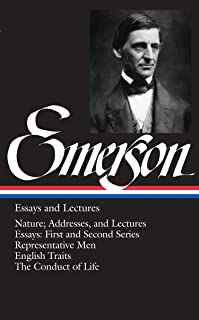 ralph waldo emerson nature addresses and lectures