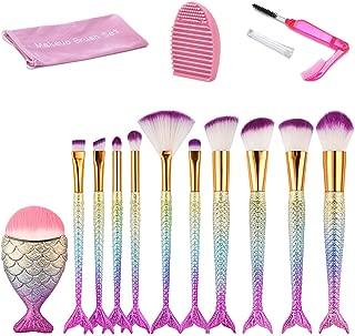 Best unicorn lashes unicorn brushes set Reviews