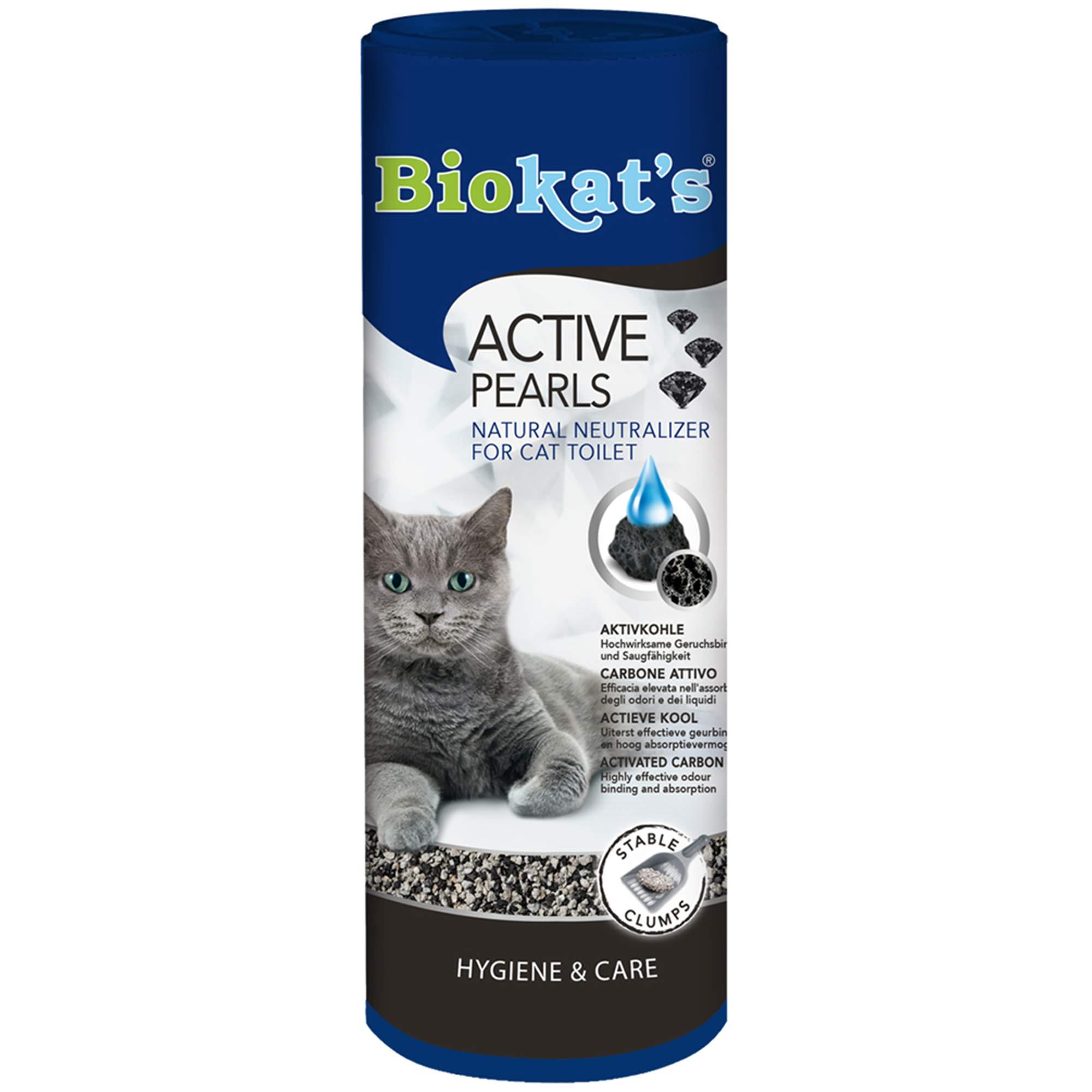 Biokats Active Pearls con carbón activo – Aditivo neutralizador ...