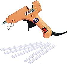 GLUN 20 W Leak Proof Glue Gun 7 mm with 25 Glue Sticks