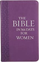The Bible in 366 Days for Women (LuxLeather)