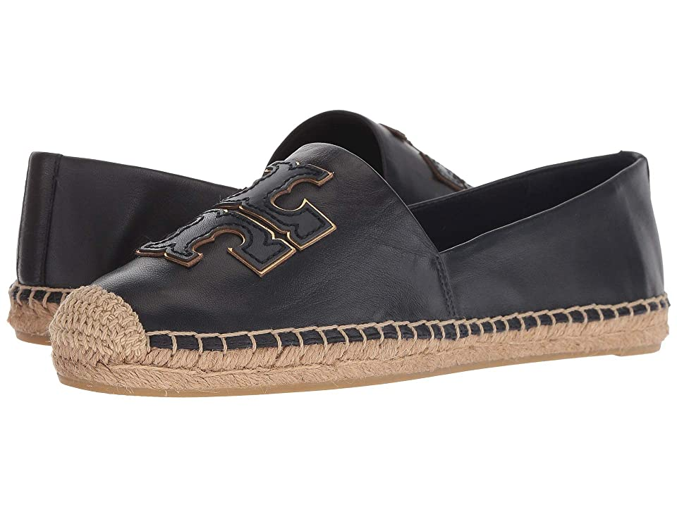 Tory Burch Ines Espadrille (Perfect Navy/Perfect Navy/Gold) Women