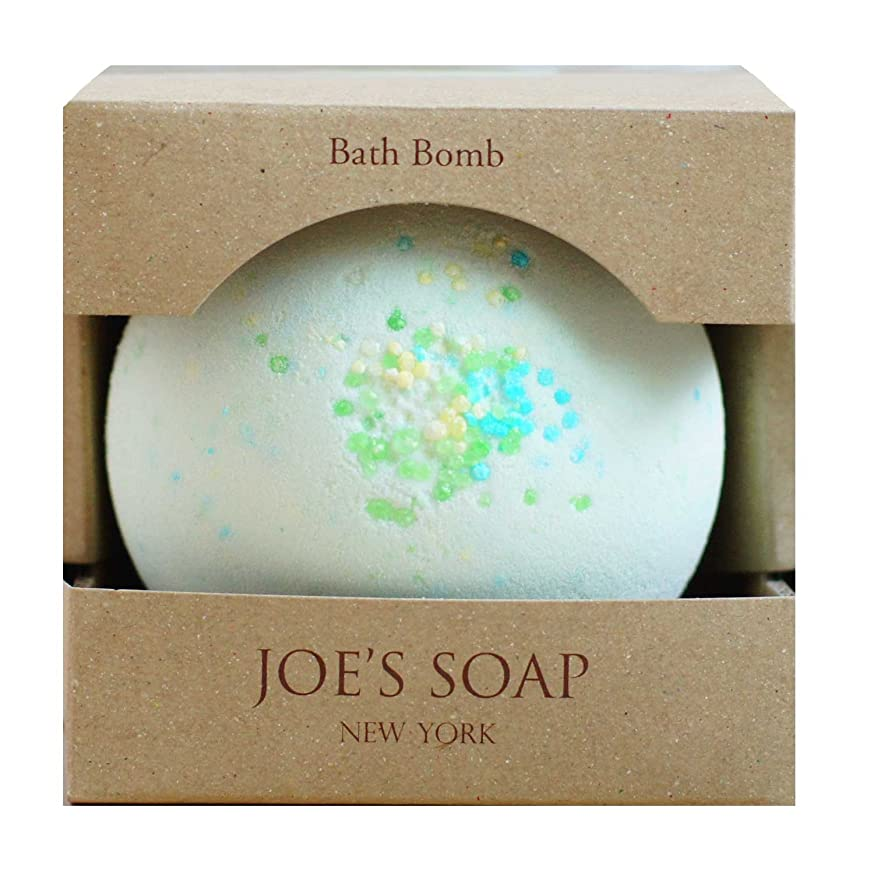 JOE'S SOAP ( ジョーズソープ ) バスボム(JASMINE) バスボール 入浴剤 保湿 ボディケア スキンケア オリーブオイル はちみつ フト プレゼント