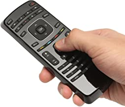 LuckyStar Remote Control XRT010 Compatible with Vizio TV, if Applicable E320-A0 E241-A1 E290-A1 E390-A1 E320-A1 E420-A0 E470-A0 E420VSE E390VL E471VLE E240AR E320AR E420AR E500AR E291-A1