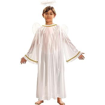 My Other Me - Disfraz de Ángel, talla 7-9 años (Viving Costumes ...