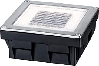 Paulmann 93774 Special Line Solar Cube/Box LED IP67 Warm wit 024W 93774 Solar Light Outdoor Vloerlamp Outdoor Light Cobble...