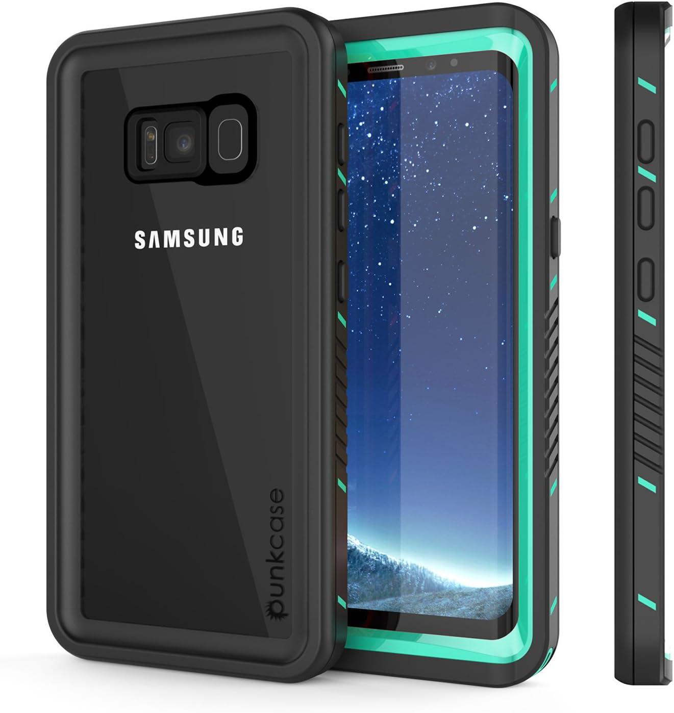Galaxy Superlatite S8 Plus Waterproof Case Some reservation Series Extreme Slim Punkcase