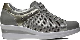 Nero Giardini P907502D/505 Sneakers con Zeppa Donna