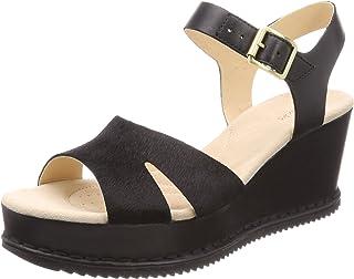 eb354feba117a0 Amazon.fr : Compensées - Clarks / Sandales / Chaussures femme ...
