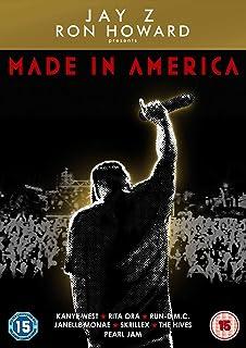 Made in America [DVD] by Rita Ora
