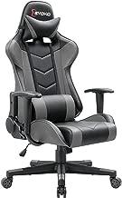 Devoko Ergonomic Gaming Chair Racing Style Adjustable Height High-Back PC Computer Chair..