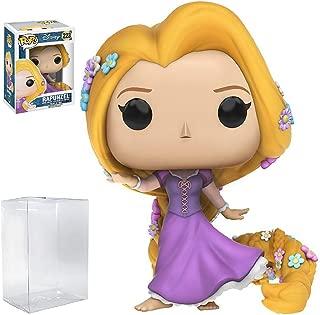 Funko Pop! Disney: Tangled - Rapunzel Vinyl Figure (Bundled with Pop Box Protector Case)